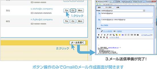 rakumoとGoogle Workspace(旧G Suite) との連携